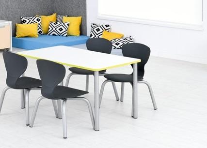 wygodne przedszkolne krzesełka Flexi