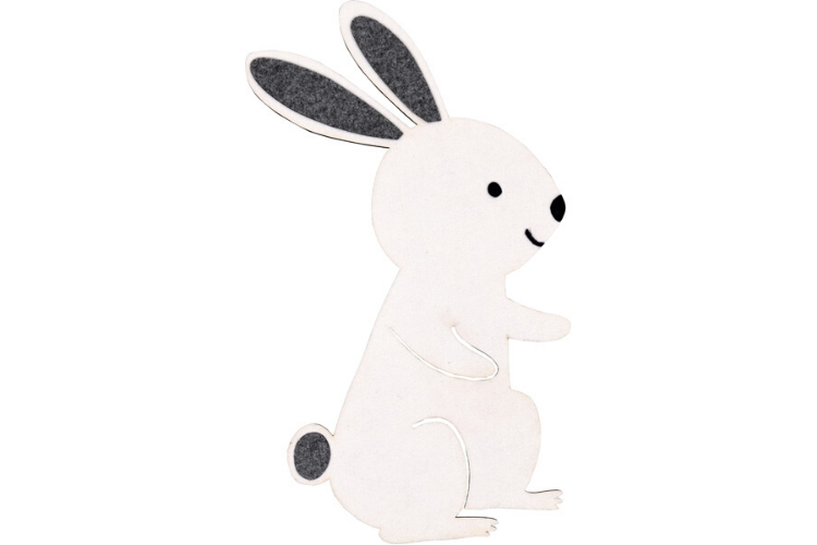 Dodatki do Flexi, aplikacja króliczek