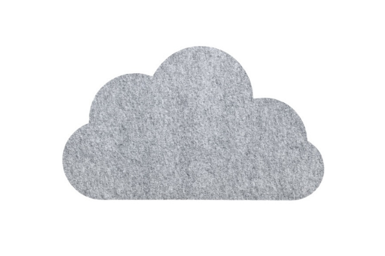 Aplikacja ścienna chmurka, dodatek Flexi