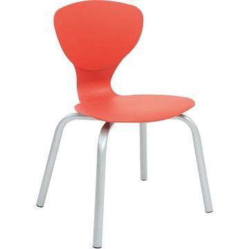 Krzesło Flexi czerwone