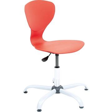 Krzesło Flexi obrotowe z regulowaną wysokością