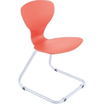 Krzesło Flexi Plus czerwone