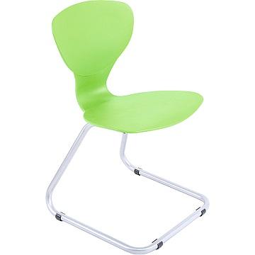 Krzesło Flexi Plus zielone