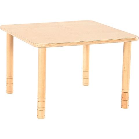 Bukowy stół Flexi do placówek oświatowych