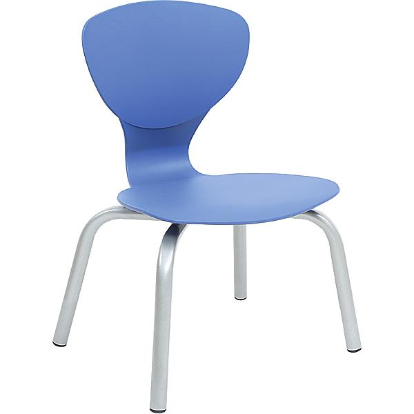Krzesełko niebieskie z kolekcji Flexi