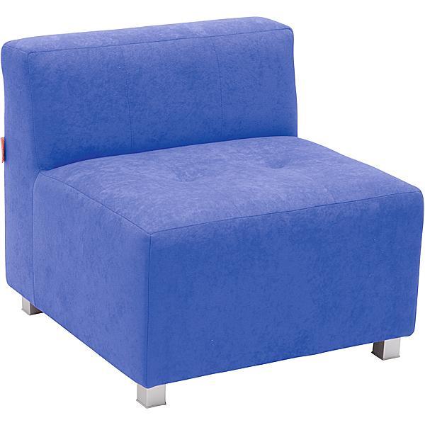 Mała niebieska kanapa Flexi