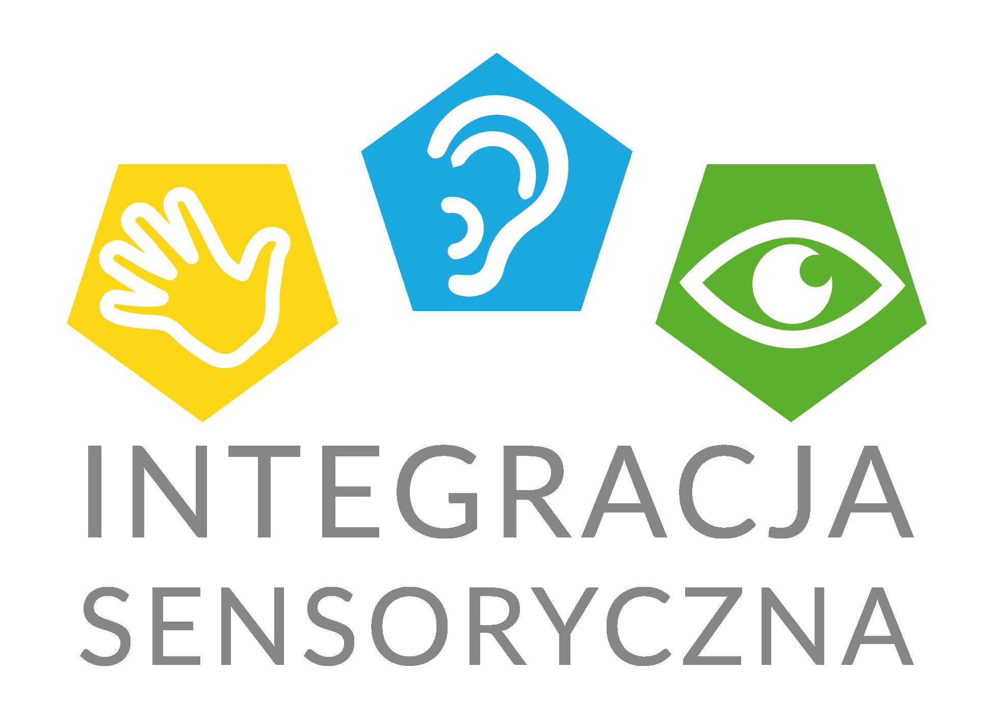 Logo strony internetowej www.integracjasensorycznasi.pl