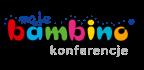 Logotyp Moje Bambino konferencje- strony w wydarzeniami edukacyjnymi w obszarze edukacji